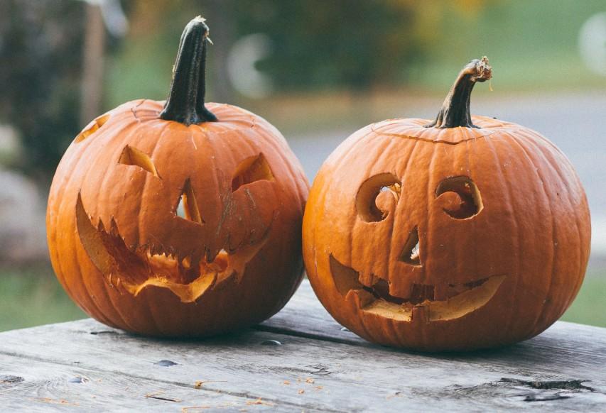 Jack O'Lanterns in Halloween | Goodwill Car Donations