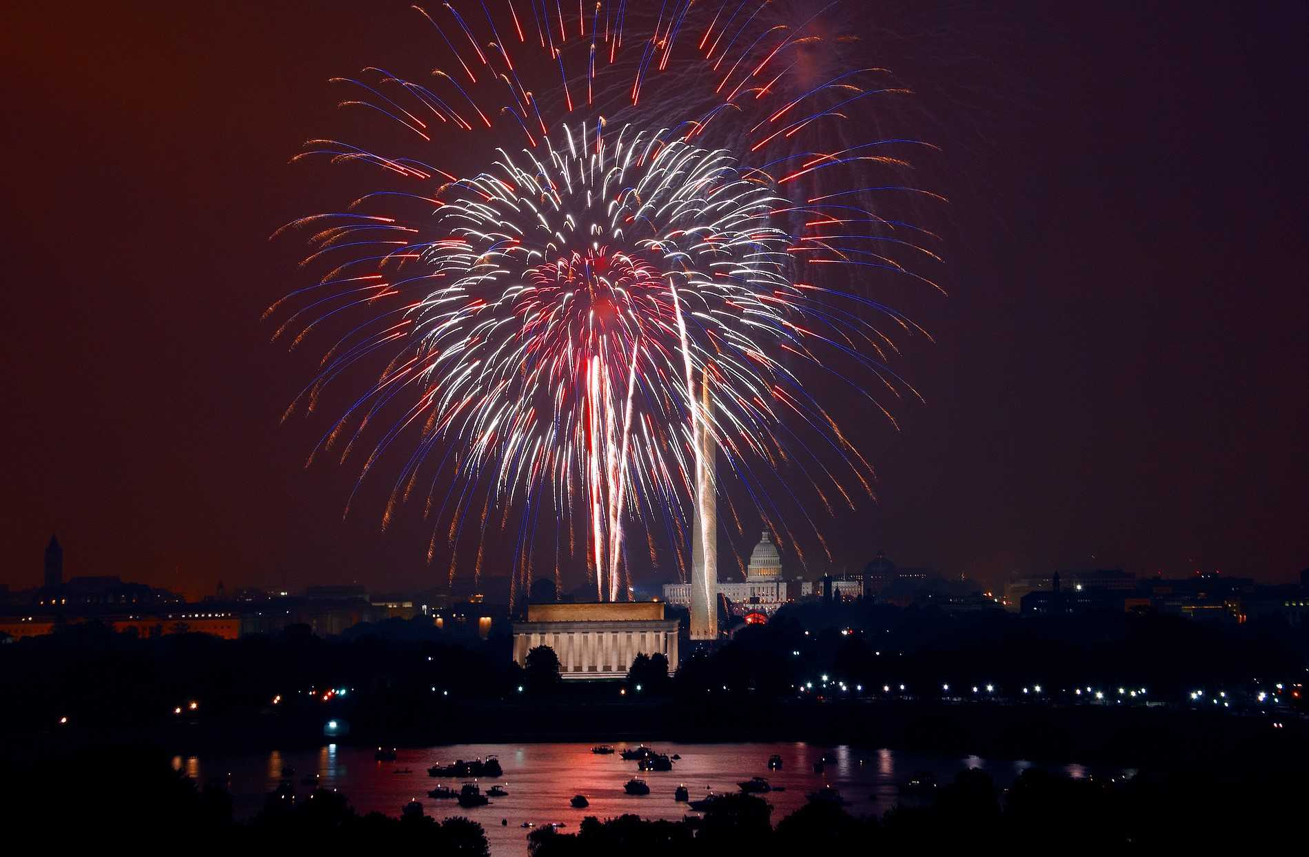 Fireworks Display in New Year's Eve | Goodwill Car Donations