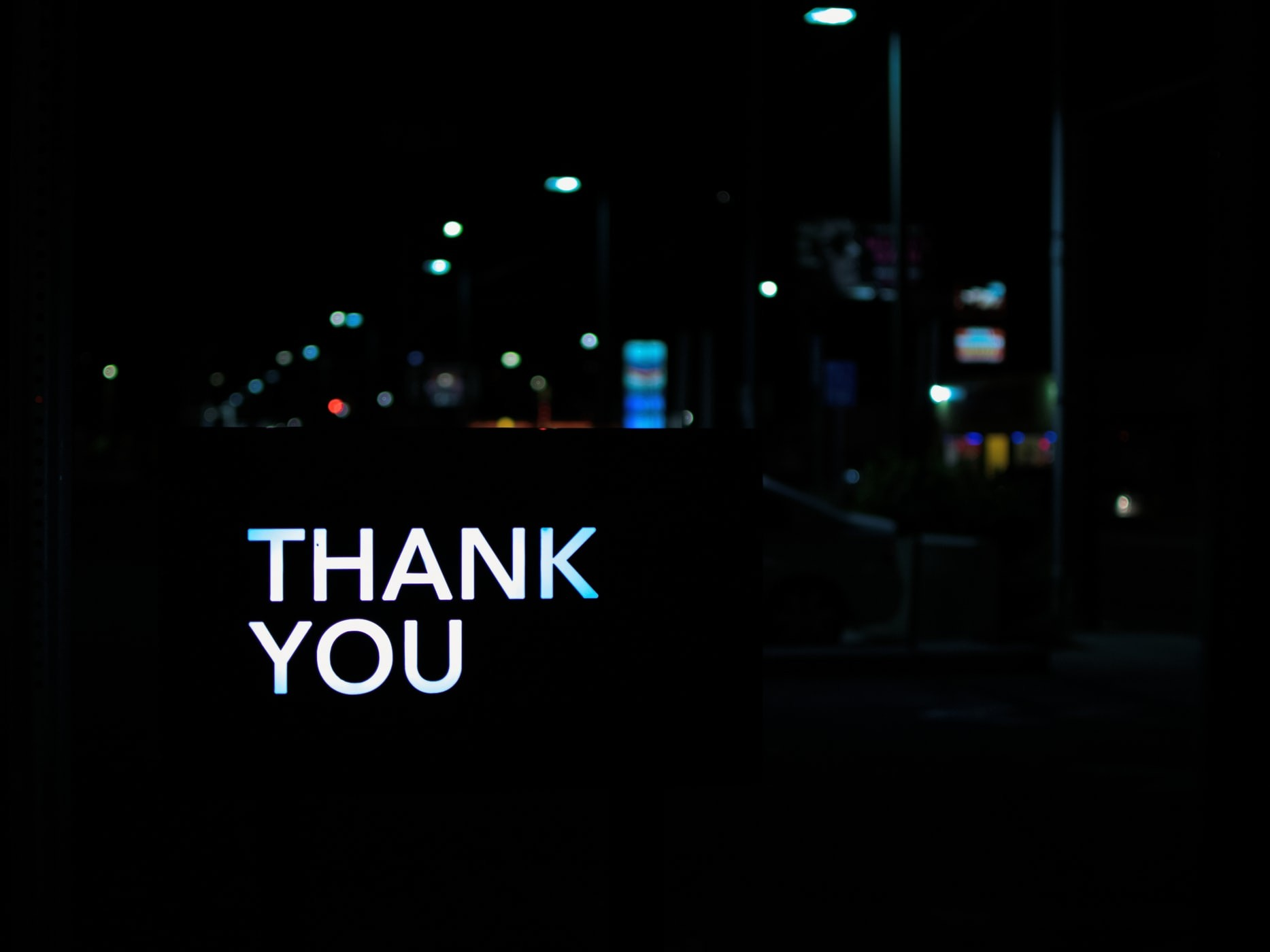 Thank You Signage   Goodwill Car Donations