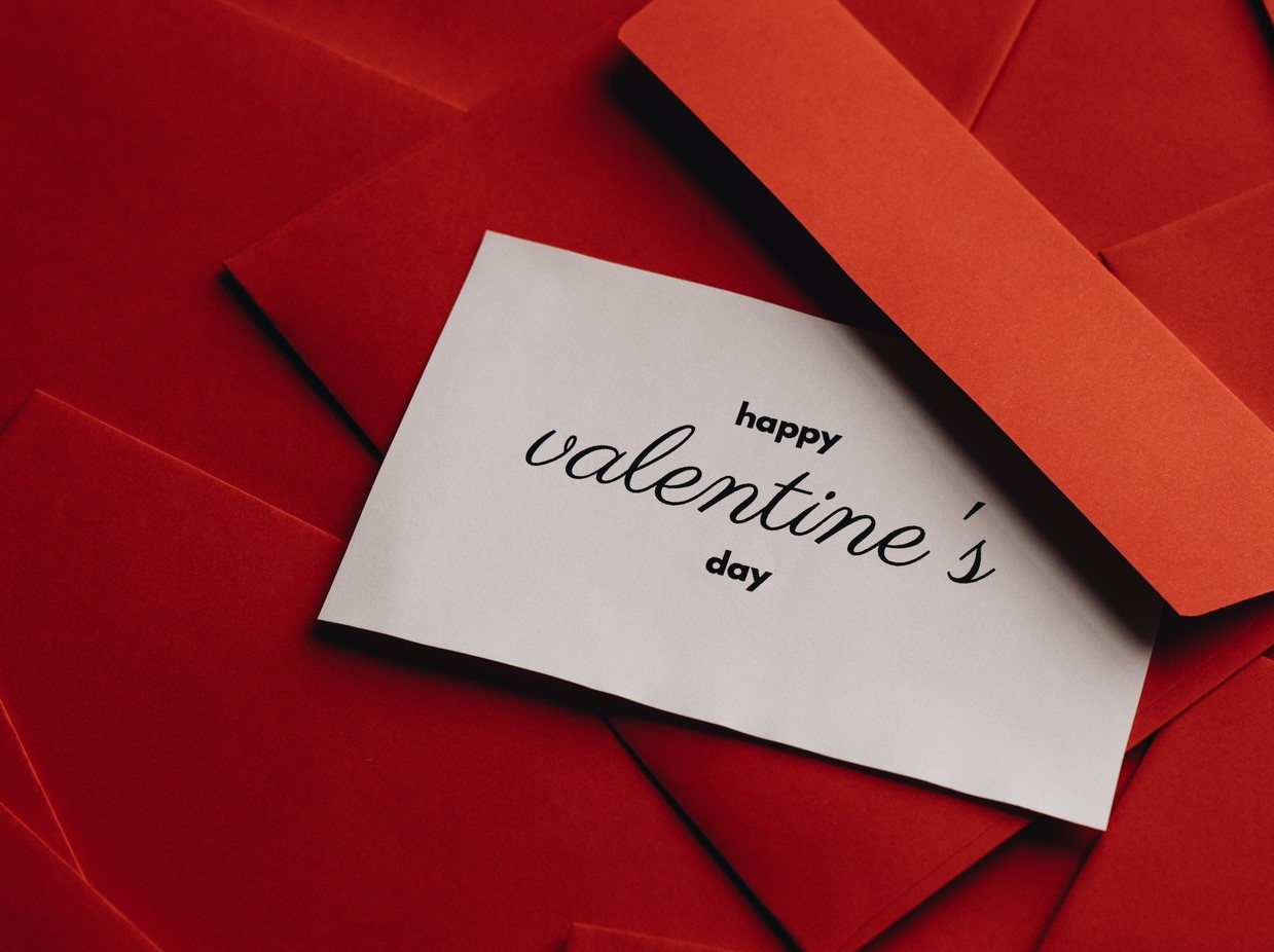 Valentines Day Card | Goodwill Car Donations