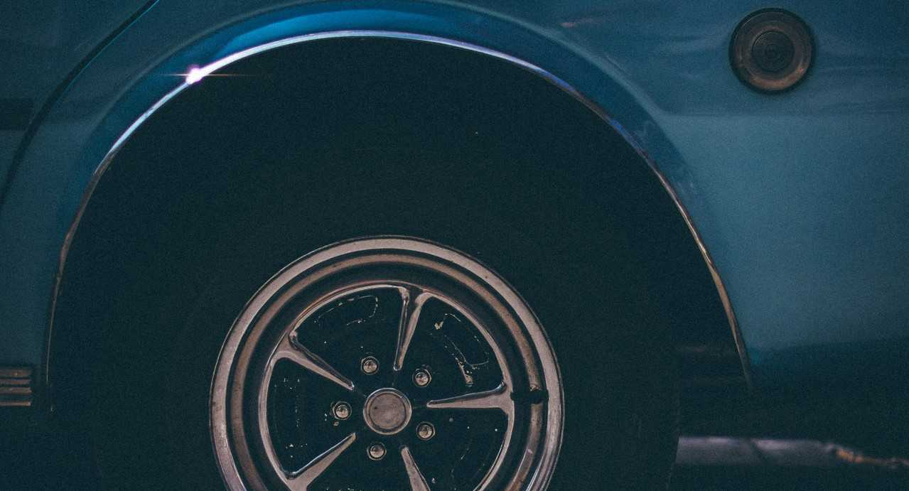 Blue Car's Tire   Goodwill Car Donations
